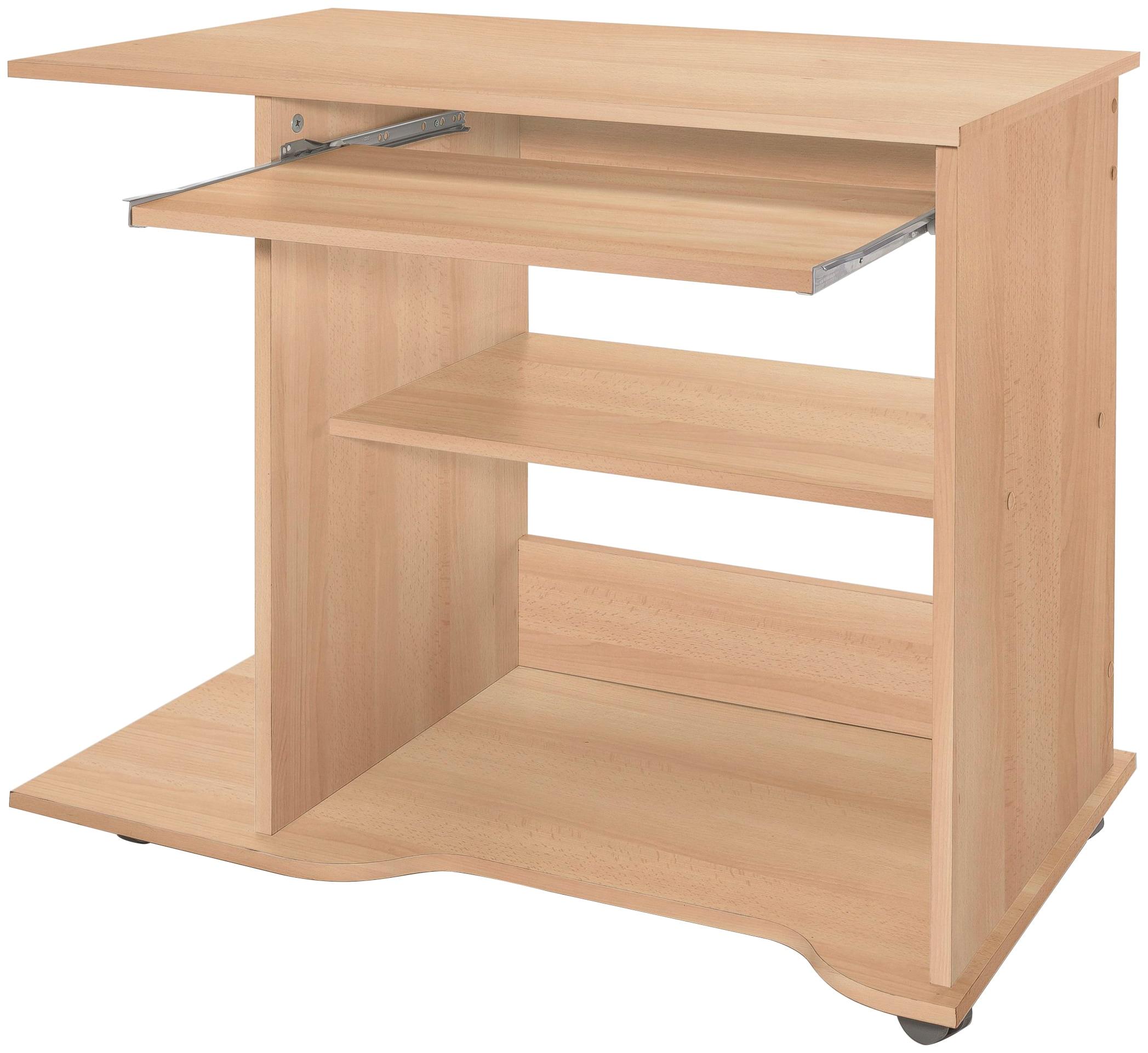 Nähmaschinen-Tisch, Maße80x50x75 cm | Flur & Diele > Haushaltsgeräte > Strick und Nähmaschinen | Braun | Holzwerkstoff | QUELLE