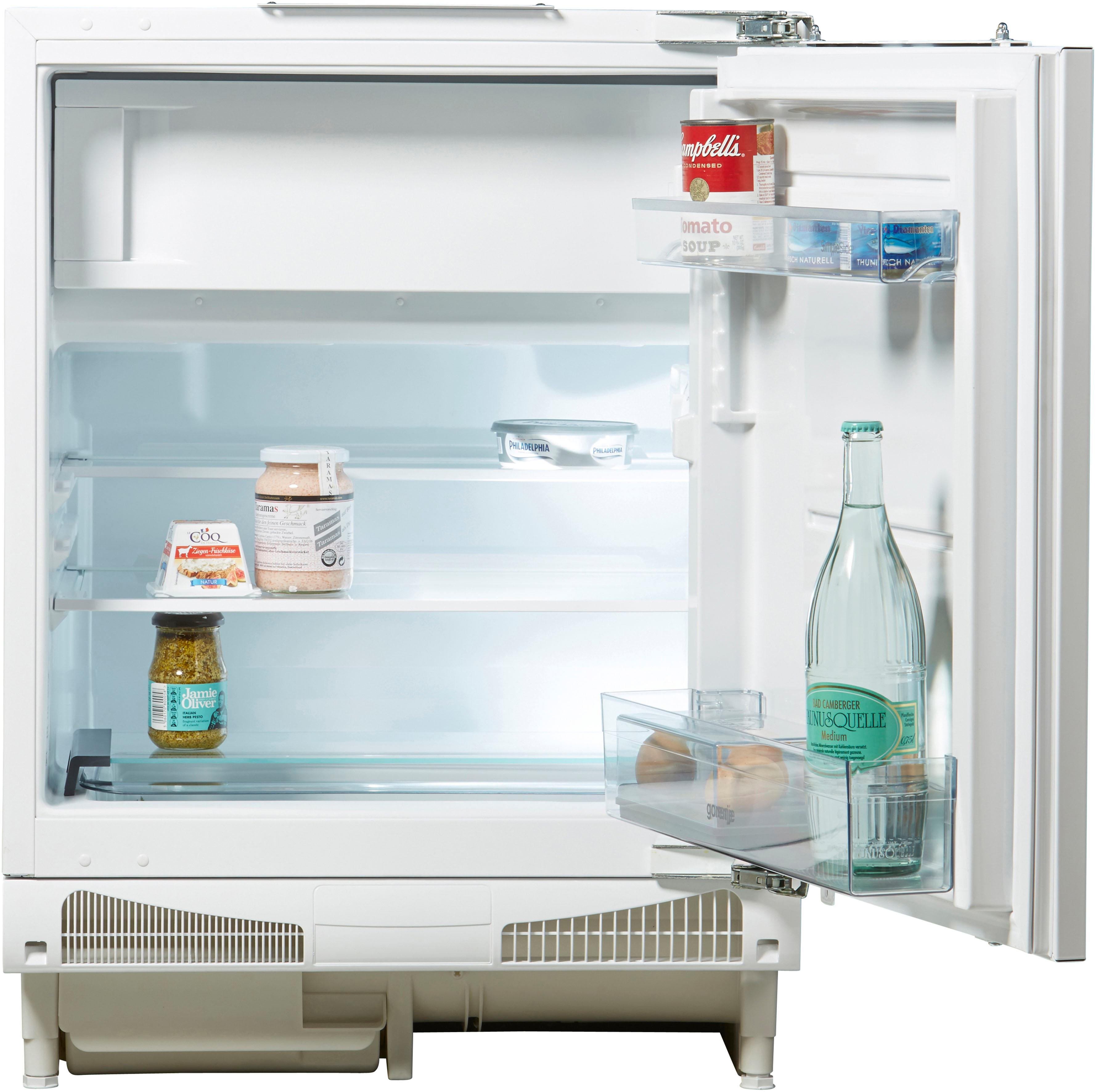 GORENJE Einbaukühlschrank, 82 cm hoch, 59, 6 cm breit   Küche und Esszimmer > Küchenelektrogeräte > Kühlschränke   Gorenje