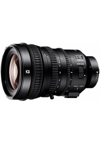 Sony »SELP18110G« Normalobjektiv kaufen
