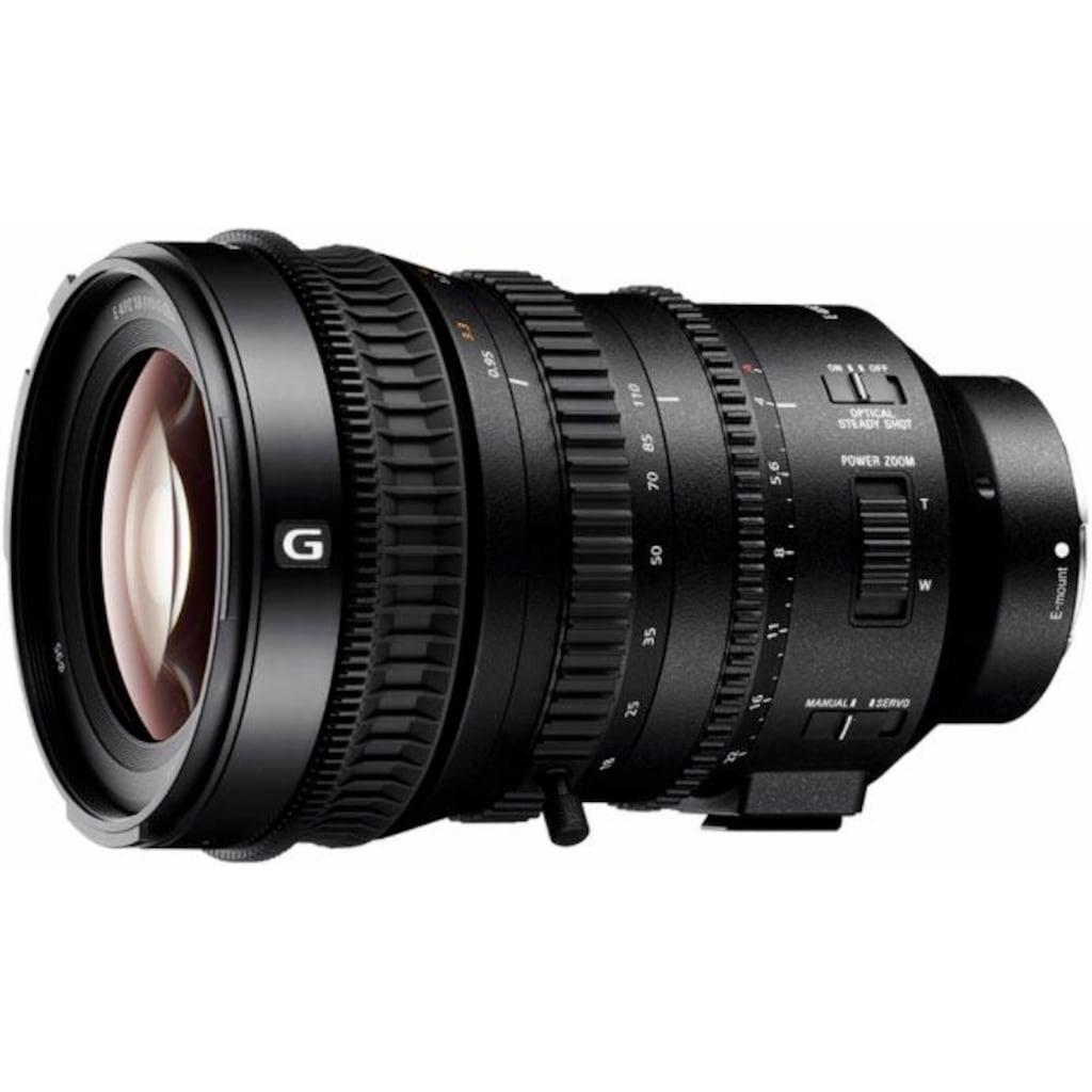 Sony Normalobjektiv »SELP18110G«