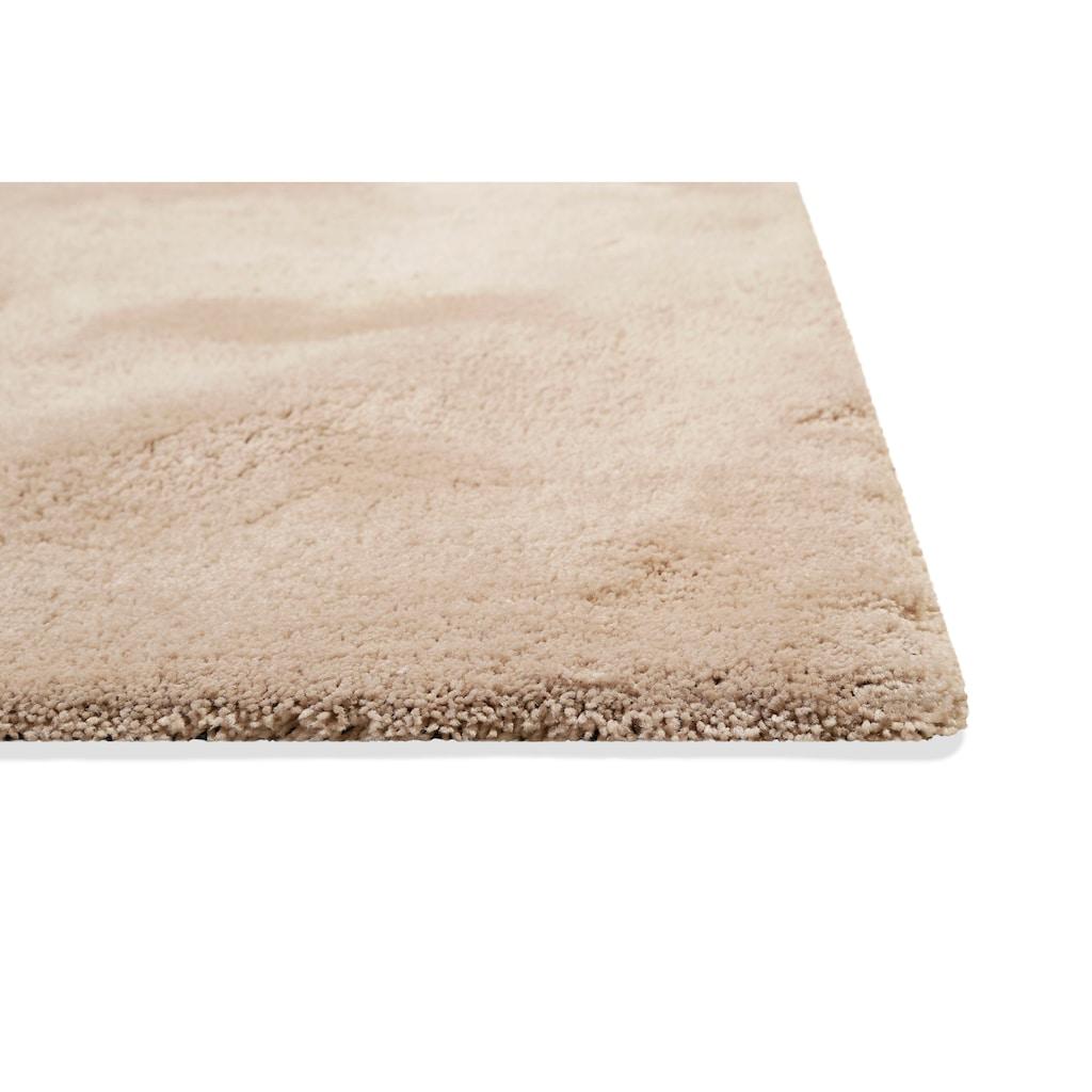 Wecon home Basics Hochflor-Teppich »Emilia«, rechteckig, 25 mm Höhe