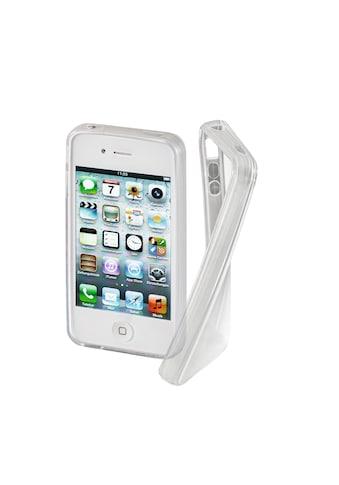Hama Cover Crystal für Apple iPhone 4/4s, Transparent kaufen