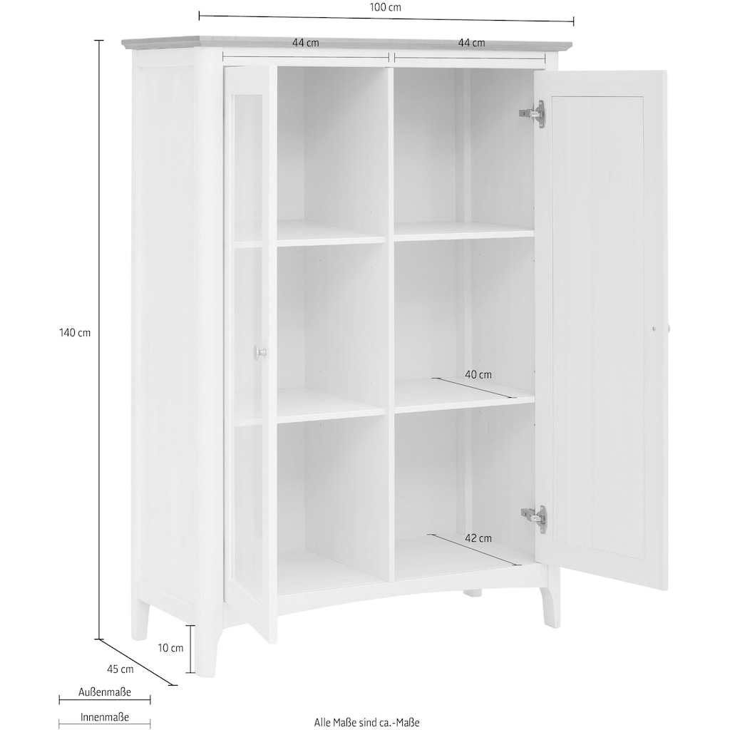 Home affaire Highboard »Melvin«