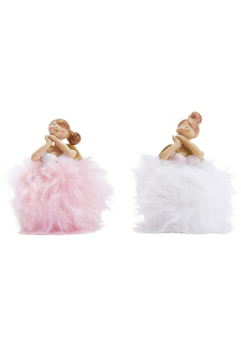 Dekofigur »Rosa & Blanca« (Set, 2 Stück) kaufen