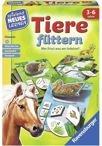 Ravensburger Spiel »Tiere füttern«, Made in Europe, FSC® - schützt Wald - weltweit kaufen