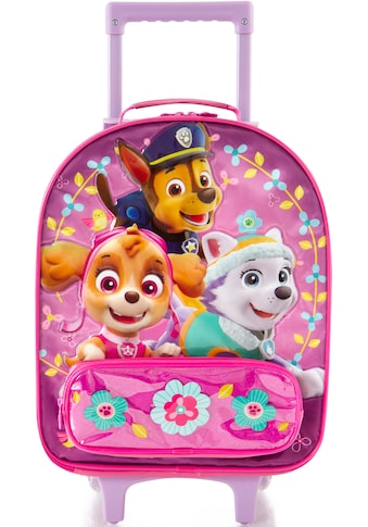 Heys Kinderkoffer »Paw Patrol, rosa«, 2 Rollen kaufen