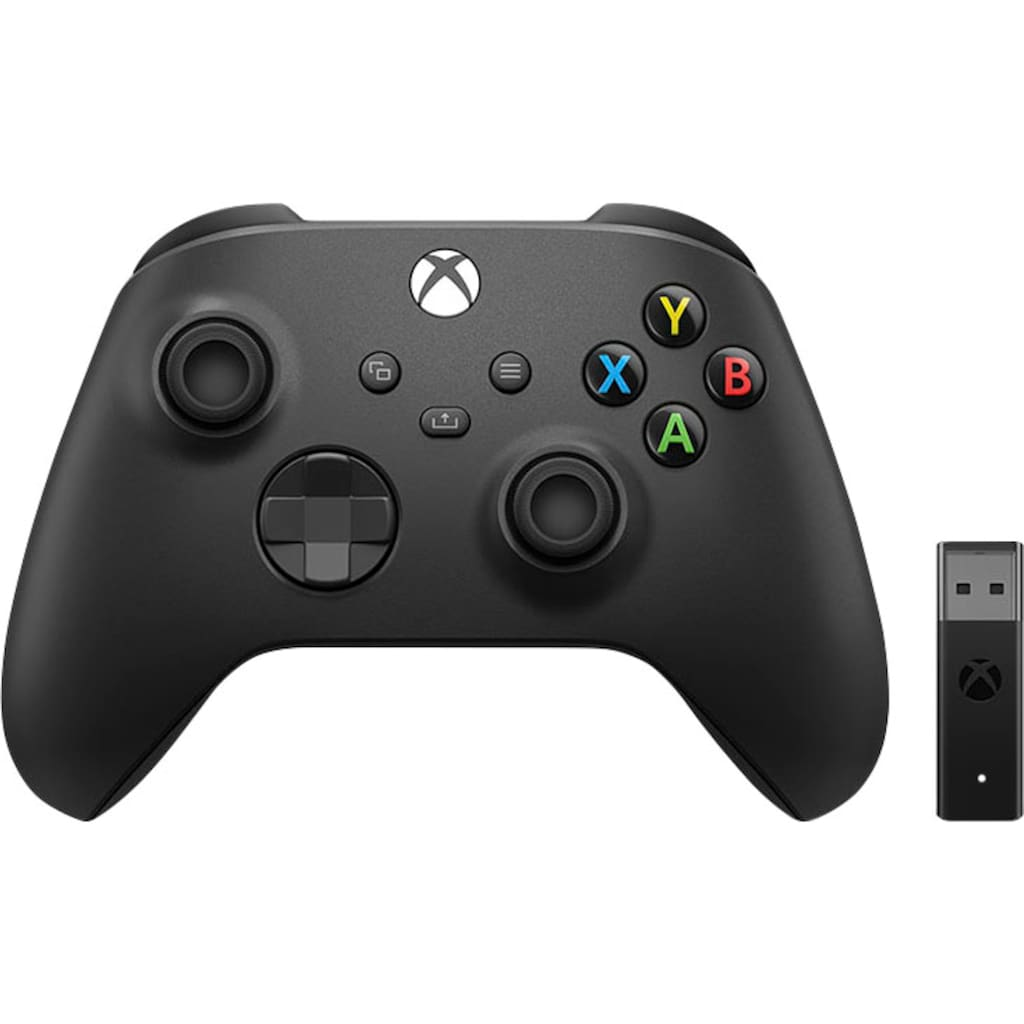 Xbox Controller »Wireless«, inkl. Wireless Adapter für Windows 10