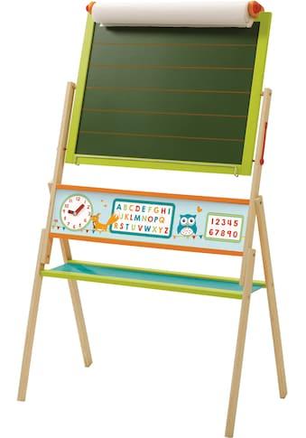 roba® Standtafel »ABC Eule«, zweiseitig, mit weißer Magnetseite kaufen
