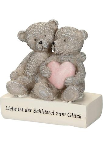 Ambiente Haus Dekofigur »Bär - Liebe ist der Schlüssel zum Glück« kaufen