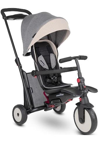 smarTrike® Dreirad »smarTfold STR5, Grau«, mit verstellbarem Sonnenschutzdach kaufen