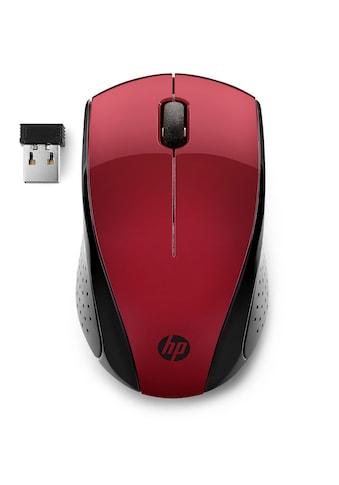 HP Maus »Kabelloser Komfort«, RF Wireless, HP Wireless Mouse 220 kaufen