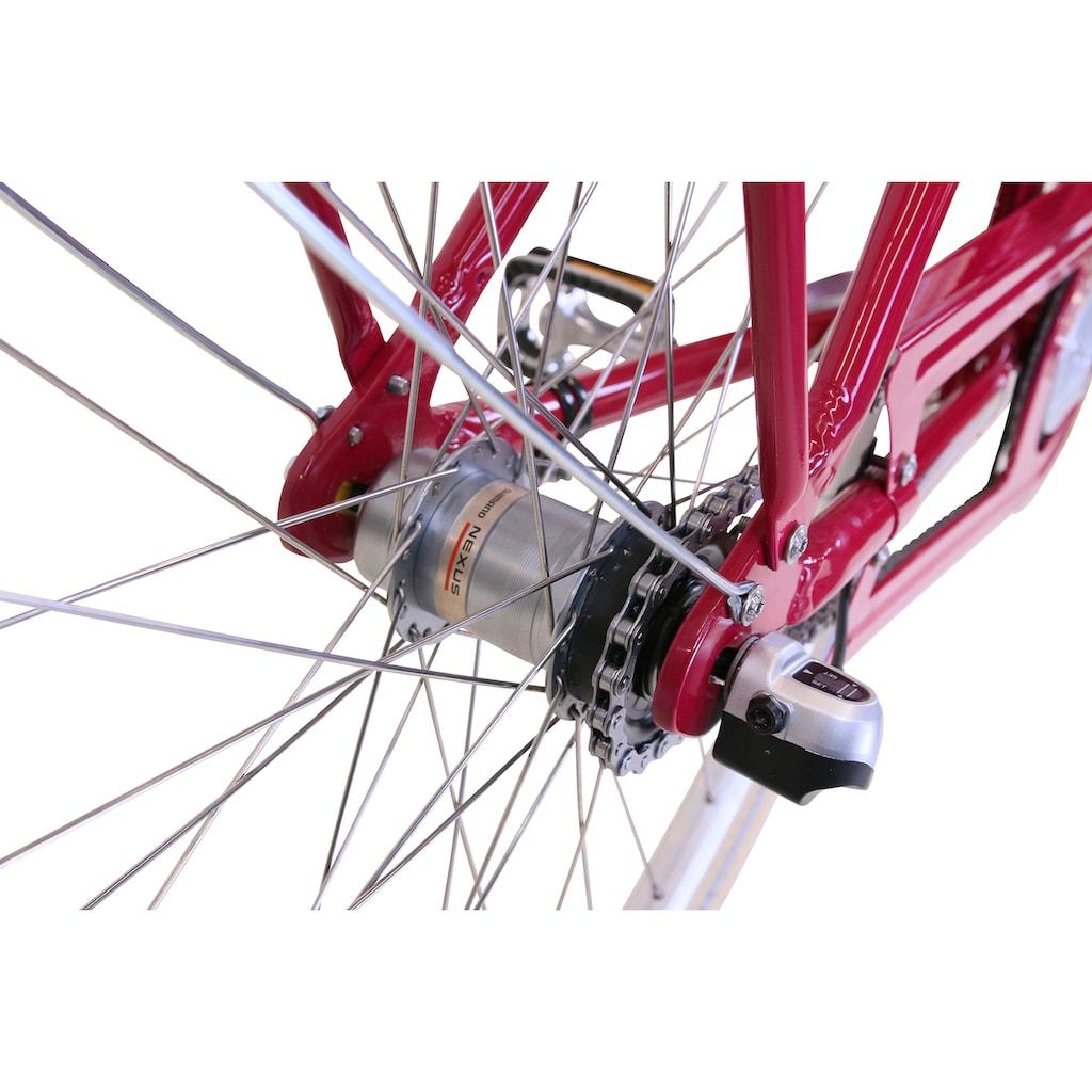 Performance Tourenrad, Shimano, NEXUS Schaltwerk, Nabenschaltung
