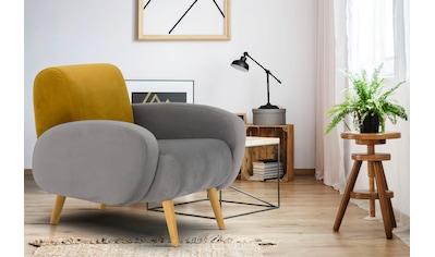 Home affaire Sessel »Tox«, in außergewöhnlicher stylischer Optik kaufen