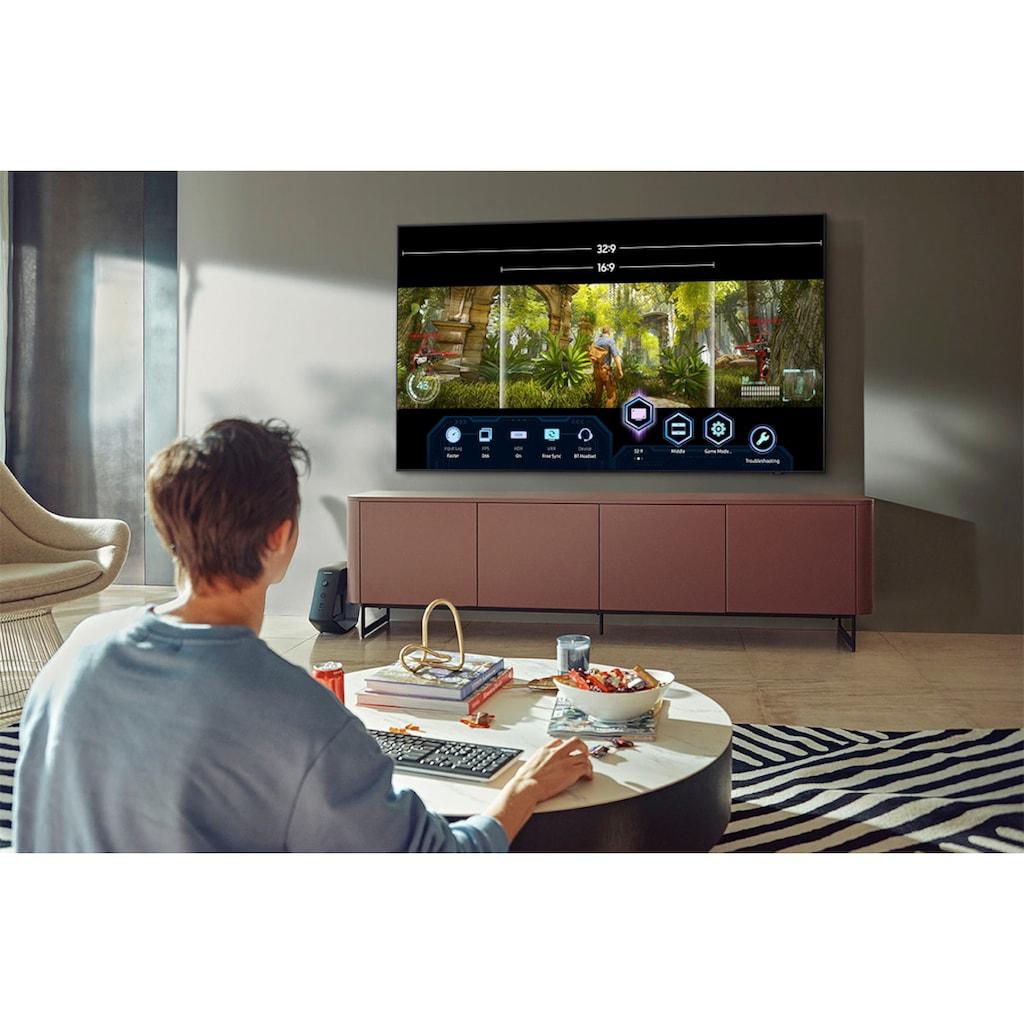 """Samsung QLED-Fernseher »GQ65Q80AAT«, 163 cm/65 """", 4K Ultra HD, Smart-TV"""