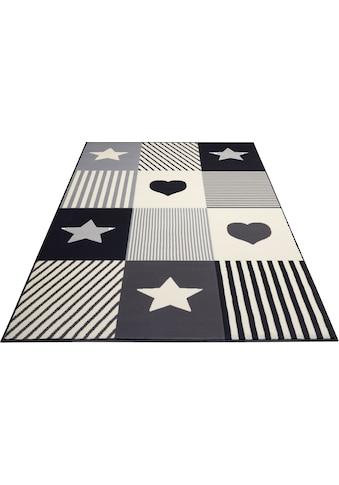 HANSE Home Kinderteppich »Lovely Patchwork«, rechteckig, 9 mm Höhe kaufen