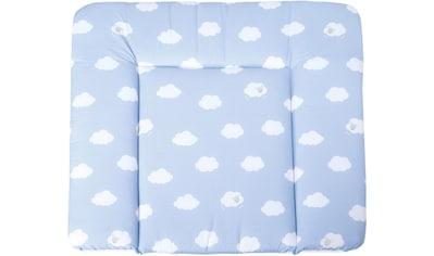 """roba® Wickelauflage """"Kleine Wolke blau"""" kaufen"""
