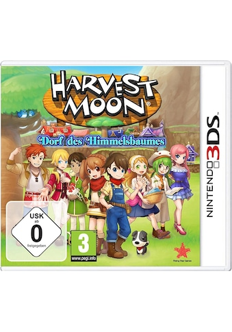 Harvest Moon: Dorf des Himmelbaumes Nintendo 3DS kaufen