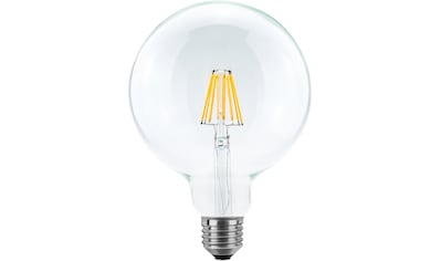 SEGULA LED-Leuchtmittel »Globe«, E27, 1 St., Warmweiß, hohe Lichtausbeute, energieefizientes LED Leuchtmittel, LED Lampe groß, LED Kugel, Retrolook LED, LED Lampe hell, viel Licht LED, warmweiß LED kaufen