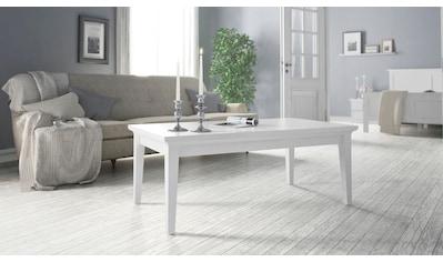 Home affaire Couchtisch »Paris«, erstrahlt in schöner Holzoptik, Breite 75 cm kaufen