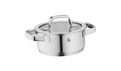 WMF Kochtopf, Glasdeckel, Cromargan Edelstahl 18/10, Induktion »Compact Cuisine« kaufen