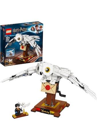 "LEGO® Konstruktionsspielsteine ""Hedwig™ (75979), LEGO® Harry Potter™"", (630 - tlg.) kaufen"