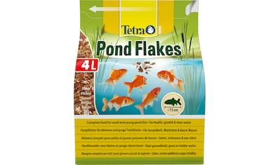 TETRA Fisch - Flockenfutter »Pond Flakes«, 4 Liter kaufen