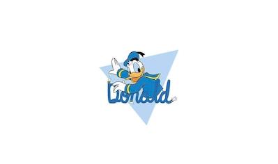 KOMAR XXL Poster »Donald Duck Triangle« kaufen