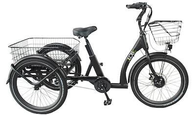 "LLobe E-Bike »Swing Comfort 24""«, (mit Fahrradkorb) kaufen"