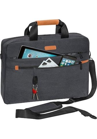 "PEDEA Laptoptasche »""ELEGANCE"" Pro 17,3"" (43,9cm)«, Laptopfach: 42 cm x 30 cm x 5 cm... kaufen"