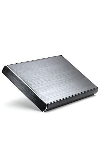 """CSL USB 3.0 Festplattengehäuse  -  Alugehäuse für optimale Kühlung »für 2,5"""" HDD/SDD Festplatten« kaufen"""