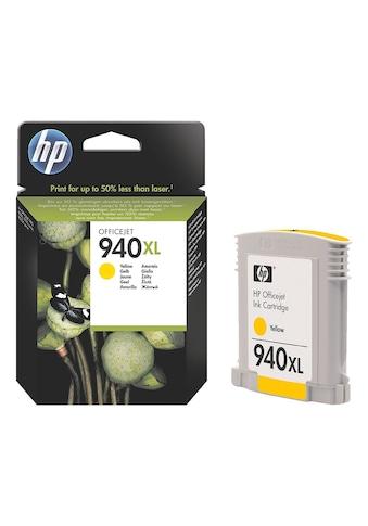 HP Tintenpatrone HP 940XL »HP C4909AE« kaufen