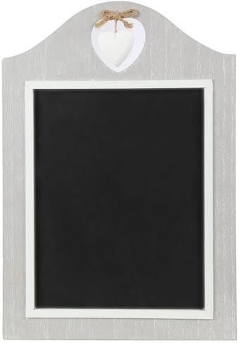 Ambiente Haus Memoboard »Herz Tafel 44x30cm« kaufen