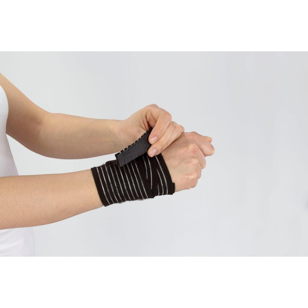 Hydas Stützbandage, Universalbandage individuell zu wickeln