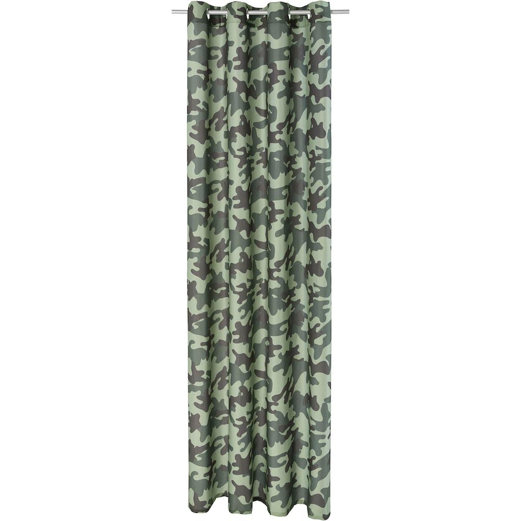 Bruno Banani Vorhang »Camouflage«