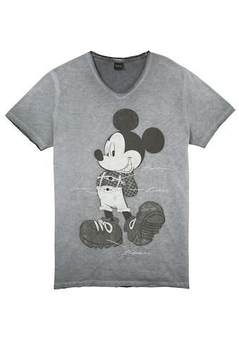 Hangowear Trachtenshirt mit Printmotiv vorne kaufen