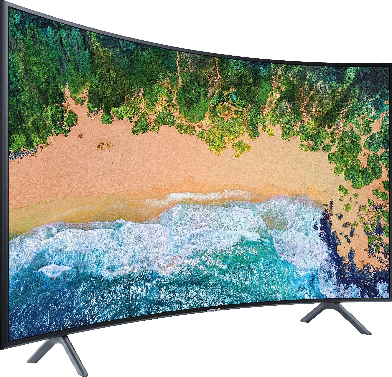 Samsung Ue65nu7379u Curved Led Fernseher 163 Cm 65 Zoll 4k