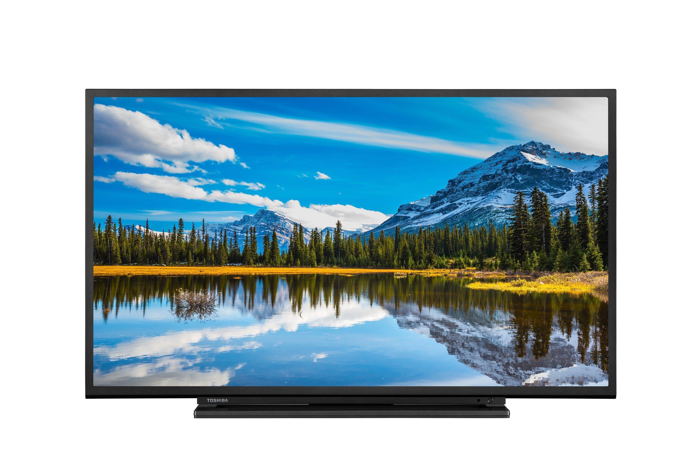 Toshiba LED-Fernseher (43 Zoll, Full HD, Smart TV, Triple-Tuner) \u00bb43L3869DAS\u00ab online kaufen ...