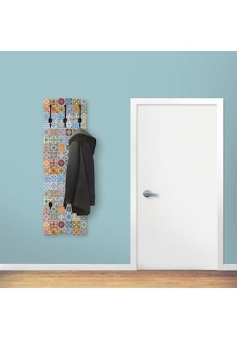 Artland Garderobenpaneel »Gemusterte Keramikfliesen« kaufen