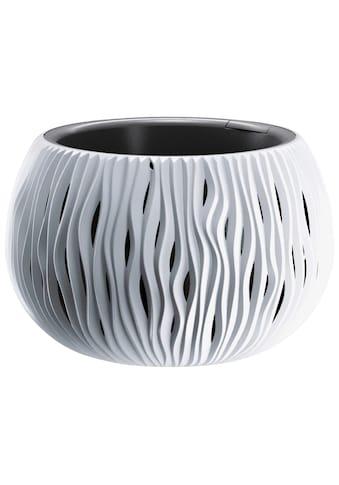 Prosperplast Pflanzkübel »Sandy Bowl«, ØxH: 29x19 cm kaufen