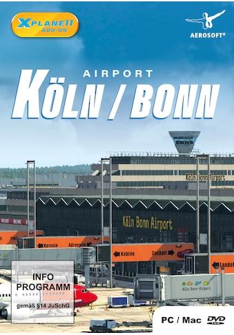 XPlane 11 AddOn Airport Köln/Bonn PC kaufen