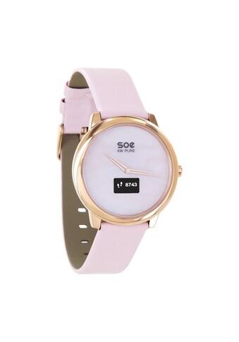 X - Watch HJybride smartwatch mit analoger Zeitanzeige und Touch - Display »SOE XW PURE LIGHT« kaufen