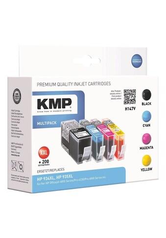 KMP Tintenpatronen - Set ersetzt Hewlett Packard »934 XL / 935 XL« kaufen