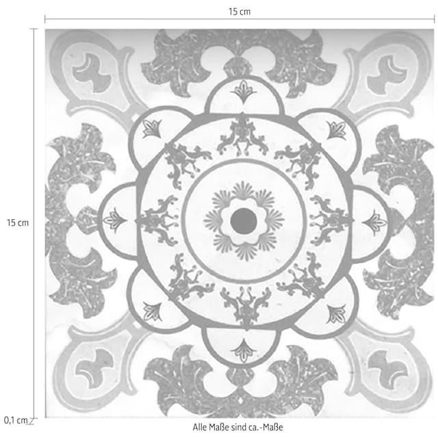 Fliesenaufkleber »Mosaik Muster«