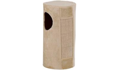 SILVIO DESIGN Kratzbaum »Katzenturm«, BxTxH: 30x30x60 cm kaufen