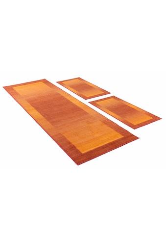 THEKO Bettumrandung »Gabbeh Ideal«, Bettvorleger, Läufer-Set für das Schlafzimmer, mit Bordüre kaufen