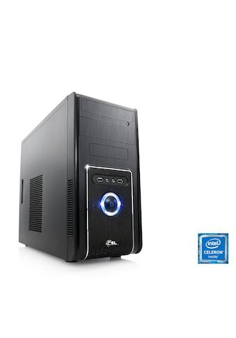 CSL »Speed T1112 Windows 10 Pro« PC (Intel, passiver CPU - Kühler) kaufen