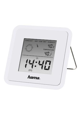 "Hama Thermo - /Hygrometer ""TH50"", Weiß kaufen"