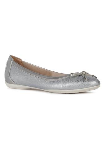 Geox Ballerina »CHARLENE«, im klassischen Design kaufen