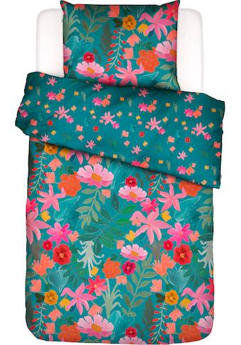 Covers & Co Wendebettwäsche »Flower Power«, GOTS zertifiziert kaufen