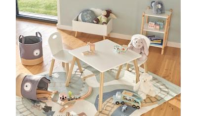 Zeller Present Sitzgruppe »Scandi«, (Set, 3 tlg.), für Kinder kaufen